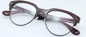 おしゃれなメガネ